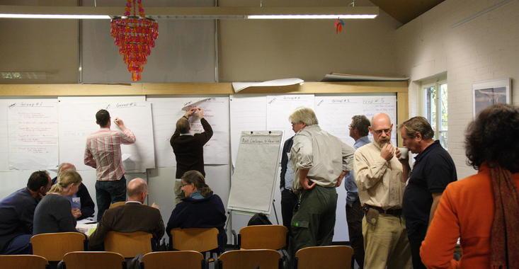 Workshop Human Dimensions. Foto: Leo Linnartz